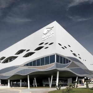 تصویر - آکواریوم Antalya ، اثر تیم معماری Bahadir Kul Architects , ترکیه - معماری