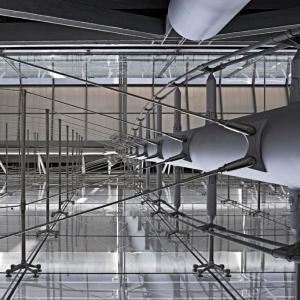 تصویر - فرودگاه بین المللی Suvarnabhumi اثر تیم معماری Jahn ، تایلند - معماری