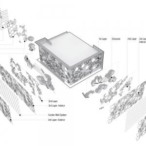 تصویر - خلق نمای عمیق در مرکز خرید Liverpool , اثر تیم معماری Rojkind Arquitectos , مکزیک - معماری