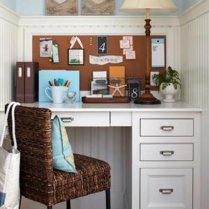 عکس - 17 اتاق کار در فضاهای کوچک