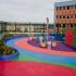 عکس - پروژه زمین بازی کودکان بر بام سبز یک بیمارستان ،اثر Moneo Brock ، اسپانیا