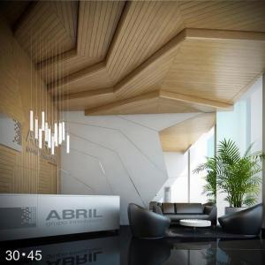 تصویر - 24 میز پذیرش متفاوت - معماری