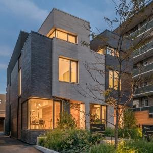 عکس - ساختمان مسکونی Relmar اثر تیم معماری Luc Bolaine ،کانادا