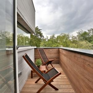 تصویر - ساختمان مسکونی Relmar اثر تیم معماری Luc Bolaine ،کانادا - معماری