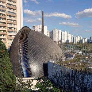 تصویر - توسعه کلیسای جامع Créteil ، اثر Architecture-Studio ، پاریس - معماری