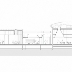 تصویر - دادگاه Lille Métropole ، اثر تیم معماری PetitDidier Prioux ، فرانسه - معماری