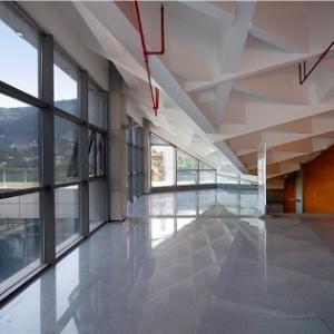 تصویر - مرکز فعالیت های مدنی Yunyang اثر تیم معماری TANGHUA و همکاران ،چین - معماری