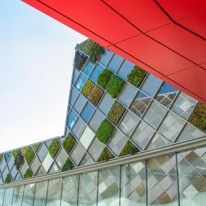تصویر - نمای متفاوت تالار شهر بلژیک - معماری