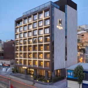 عکس - هتل Naz City اثر تیم طراحی Metex ، ترکیه