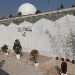 تصویر - اولین باغ خزندگان ایران - معماری