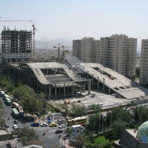 تصویر - اولین بام سبز خاورمیانه در تهران ساخته میشود - معماری