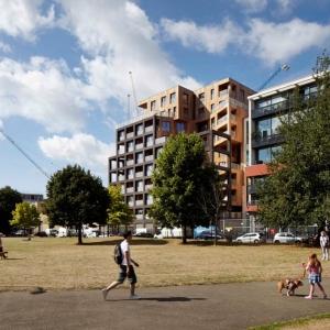 عکس - مجتمع مسکونی Cube اثر HawkinsBrown ، انگلستان