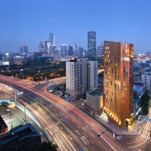 عکس - هتل KHAN اثر تیم معماری AIN ، کره جنوبی