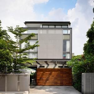 تصویر - ویلا مسکونی , کاری از HYLA - معماری