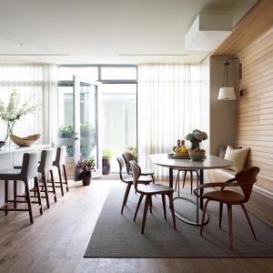 عکس - طراحی داخلی آپارتمانی در نیویورک