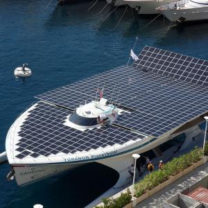 عکس - پروژه های خارق العاده با استفاده از انرِژی خورشیدی - قسمت اول