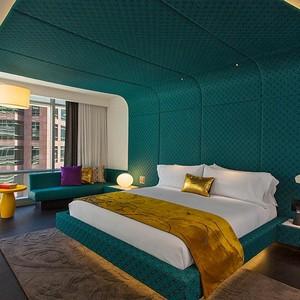 عکس - طراحی زیبای فضای خواب اثر استودیو Gaia