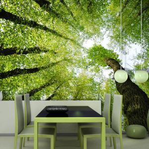 عکس - با این کاغذدیواری های باور نکردنی، خانه خود را متحول کنید.