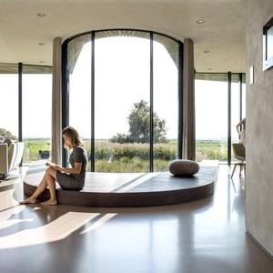 تصویر - خانه ای با دیدهای پانورامایی (W.I.N.D House) - معماری