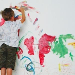 تصویر - کاغذ دیواری جداشونده ،کاری از شرکت ZNAK - معماری