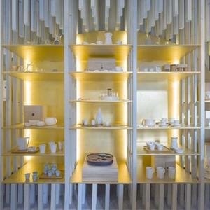تصویر - فروشگاه Zens Lifestyle - معماری