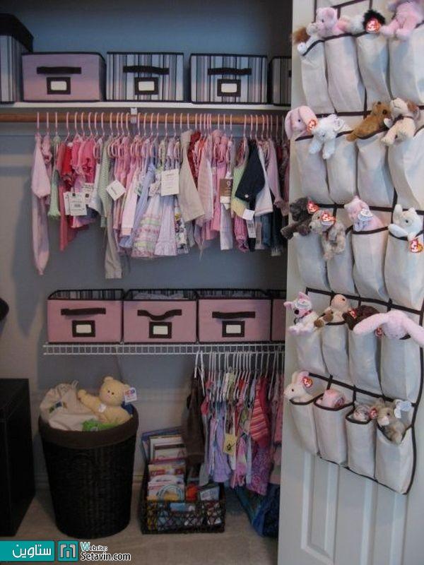 ایده های عالی برای اتاق کودک
