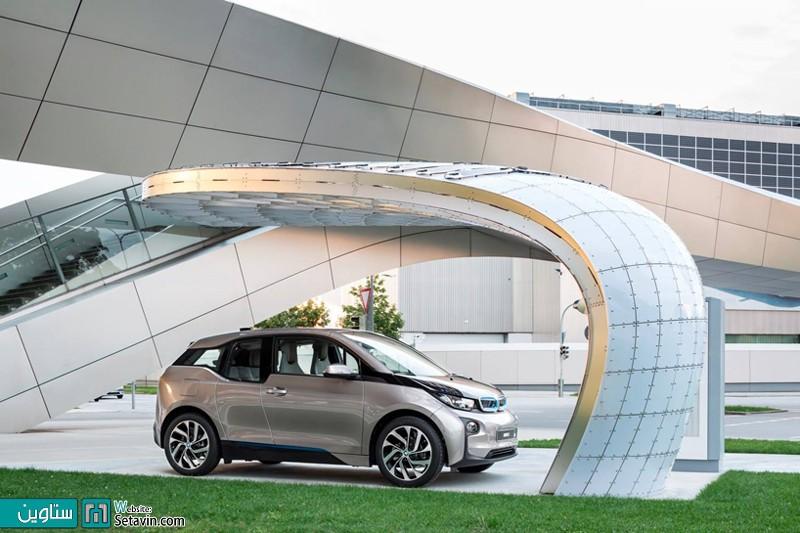 پارکینگ خورشیدی ۱ - تکنولوژی
