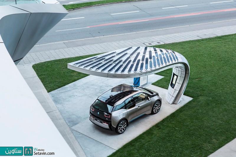 پارکینگ خورشیدی ۲ - تکنولوژی